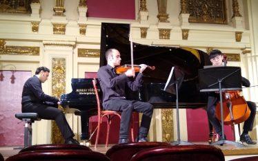 Babak Nourbakhsh, Ehrbarsaal, Wien