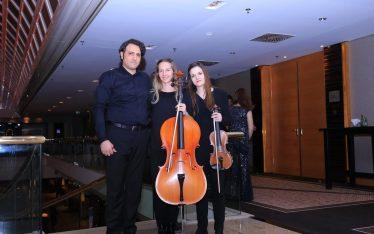Babak Nourbakhsh, Trio